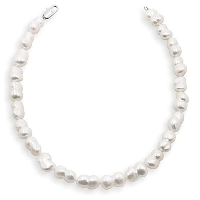 collar de perlas barroco