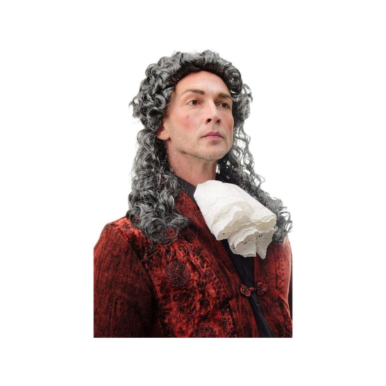 peluca barroca hombre