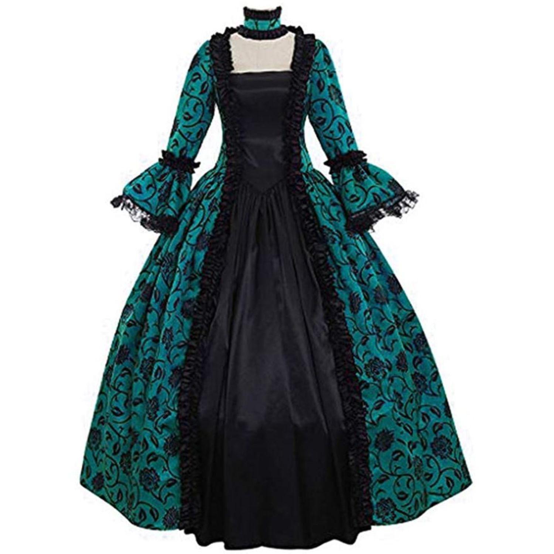 vestido de epoca barroco