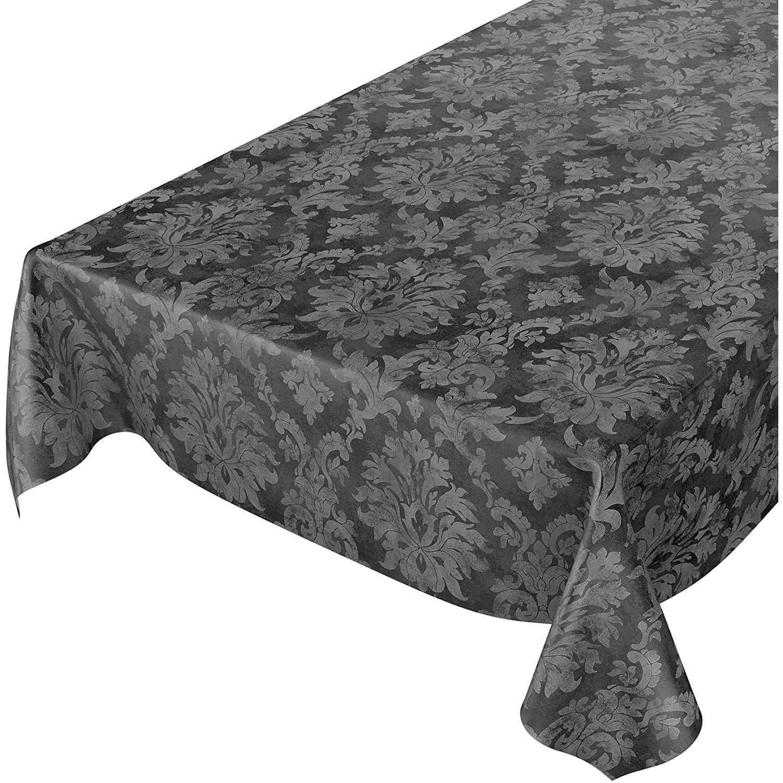 mantel barroco negro