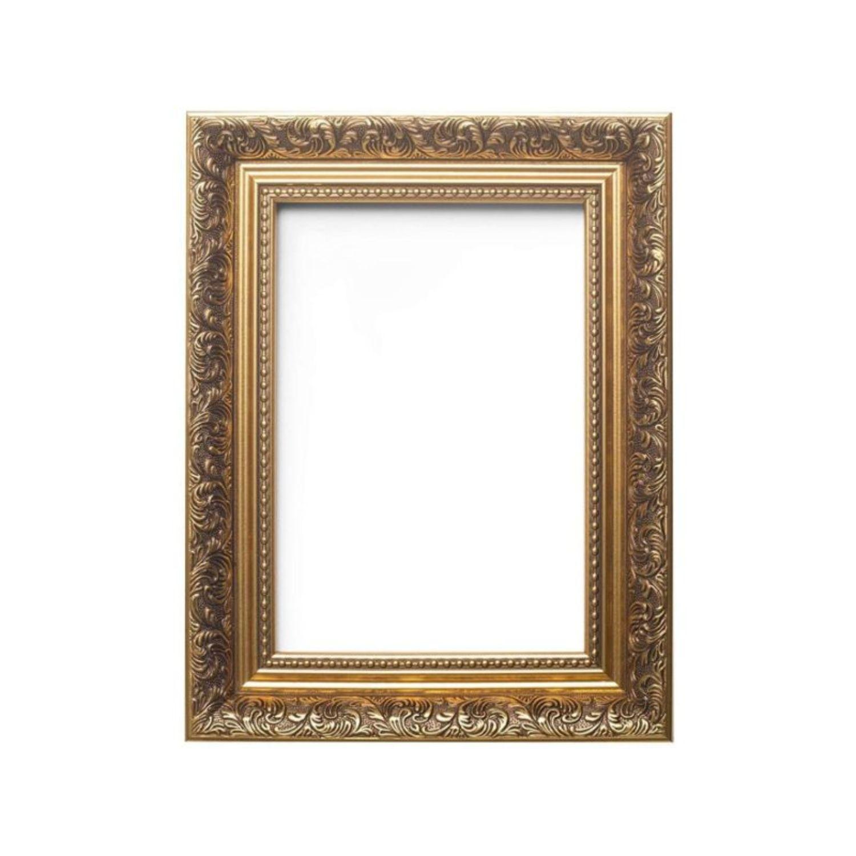marco barroco dorado